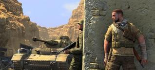 Sniper Elite 3:Kimme und Korn, immer nach vorn