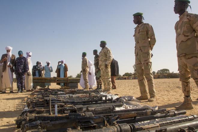 Friedensforum im Niger