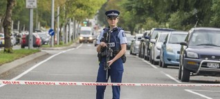 Terror in Christchurch - Vom Troll zum Terrorist?