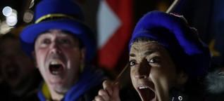 Videoanalyse zum gescheiterten Brexit-Deal: Das gespaltene Königreich