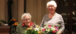 DRK Osdorf: Helmi Hamann 65 Jahre dabei