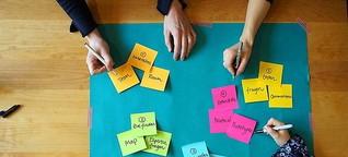 Werkstatt: Ideen-Sprint. Neue Kreativmethoden für Journalisten