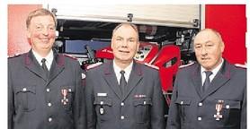 Freiwillige Feuerwehr: Zweimal Silber für Neudorf
