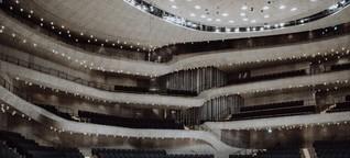 Saitenwechsel - Auf Tour in der Elbphilharmonie | detektor.fm
