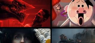 """Warum """"Love, Death & Robots"""" optisch spannend, aber inhaltlich katastrophal ist"""
