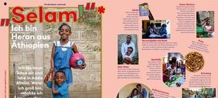Kinderleben weltweit: Äthiopien