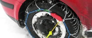 Come montare le catene da neve: guida completa