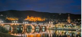 Du fährst zu oft nach Heidelberg
