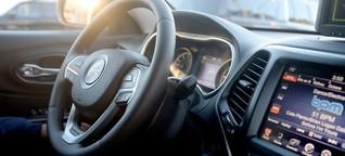 Fahrerassistenzsysteme: In dem Zustand fährst du nicht mehr!