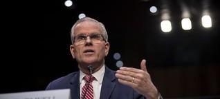 737-Max-Abstürze: US-Flugbehörde verteidigt sich vor dem Senat