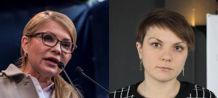 Diese Frauen prägen die Ukraine
