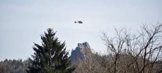 68-Jähriger stürzt im Zittauer Gebirge zehn Meter in die Tiefe | MDR.DE