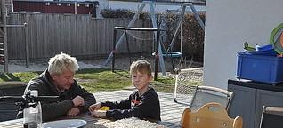 Das eigene Leben gestalten - die Mansfeld-Löbbecke-Stiftung betreut traumatisierte Kinder