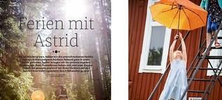 Ferien mit Astrid - Reise nach Schweden