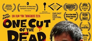 Die Filmstarts-Kritik zu One Cut Of The Dead