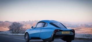 Riversimple Rasa: Superleichtes Wasserstoff-Auto aus Wales | Edison