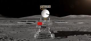 Und wieder lockt der Mond: China setzt eine Robotersonde auf dem Trabanten ab
