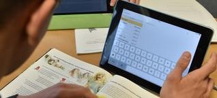 Digitales Klassenzimmer: Auf die lange Bank geschoben