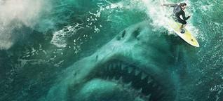 Zahnloses Vergnügen: Kritik zu Meg