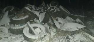 80-tausend Tonnen Müll in Fredersdorf-Vogelsdorf