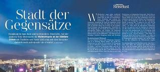 Hong Kong: Stadt der Gegensätze