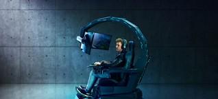 Der 10.000-Euro-Gaming-Stuhl im Test – COMPUTER BILD