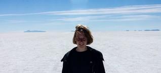 Salzsee in Bolivien: Der Lithium-Schatz für Deutschland