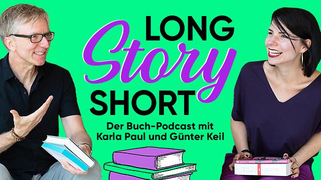 "Konzeption & Moderation des Podcasts ""Long Story Short"""