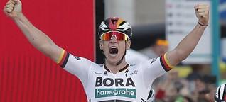 Ackermann nimmt in Top-Form Kurs auf den Giro