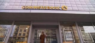 Fusionspläne von Deutscher Bank und Commerzbank
