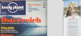 Lonely Planet Traveller 3 Fragen an ...