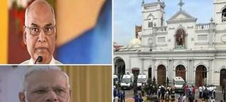 Colombo blast: Prez Kovind and PM Modi said India stands in solidarity with people of Sri Lanka