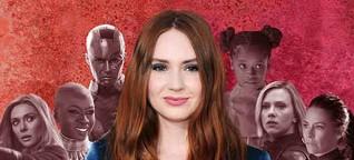I wants to direct Marvel Cinematic Universe film: Karen Gillan
