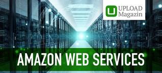 Amazon Web Services: Das (fast) unsichtbare Rückgrat des Internets