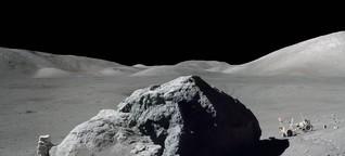 Was von Apollo bleibt - Mensch, zum Mond!