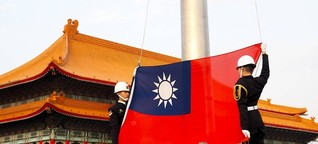Apple und China: Sag niemals Taiwan!