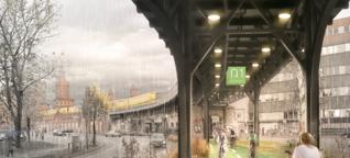 """""""Radbahn Berlin"""" plant Hochbahnlinie in überdachten Radweg zu verwandeln"""