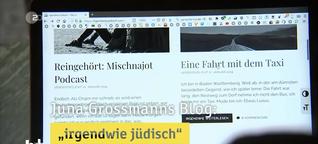 Juna Grossmann - jüdische Bloggerin