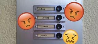 Warum ich auf Airbnb verzichten kann