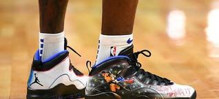 Basketballschuhe sind mehr als nur Equipment