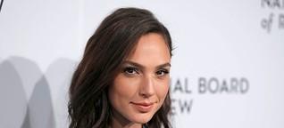 Wonder Woman Gadot kritisiert Netanjahu