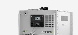 SFC Energy // Aktie mit Energie dank Brennstoffzellen