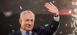 Netanjahu siegt mit dem Schüren der Angst vor Arabern