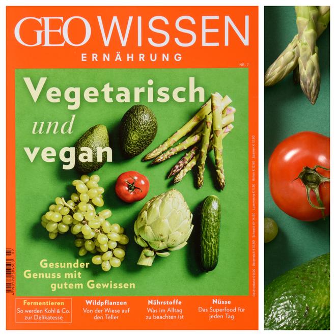 GEO goes vegetarisch