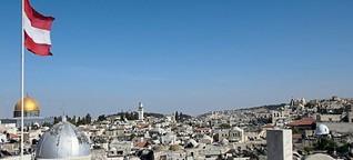Österreichische Oase im Herzen Jerusalems wird größer