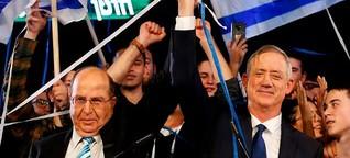 Zwei Generäle gegen Benjamin Netanjahu