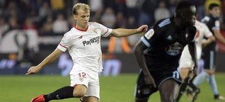 Herr Geis, wie wollen Sie mit dem FC Sevilla die Bayern schlagen?