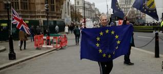 Wie fühlen sich EU-Bürger in Großbritannien kurz vor dem Brexit?