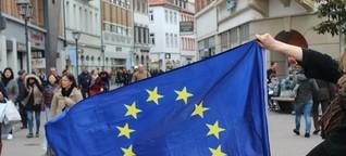 Mitten in Europa - ruprecht