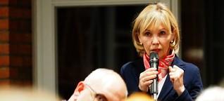 Schröder-Köpf fordert in Weyhe neues Ministerium